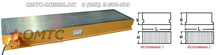 Плита электромагнитная 7208