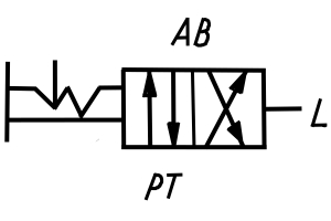 Гидросхема - Г71-31, БГ71-31, ВГ71-31