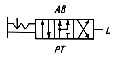 Гидросхема - 2Г71-31, 2БГ71-31, 2ВГ71-31