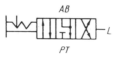 Гидросхема - 3Г71-31, 3БГ71-31, 3ВГ71-31