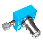 Гидроклапаны МКРВ редукционные встраиваемые