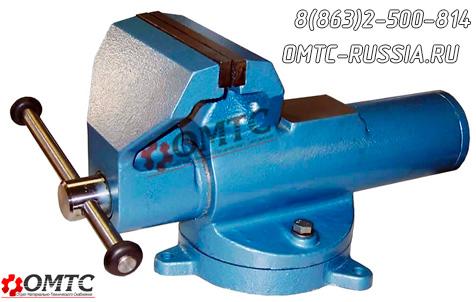 Тиски слесарные цилиндрические ТСЦ-180